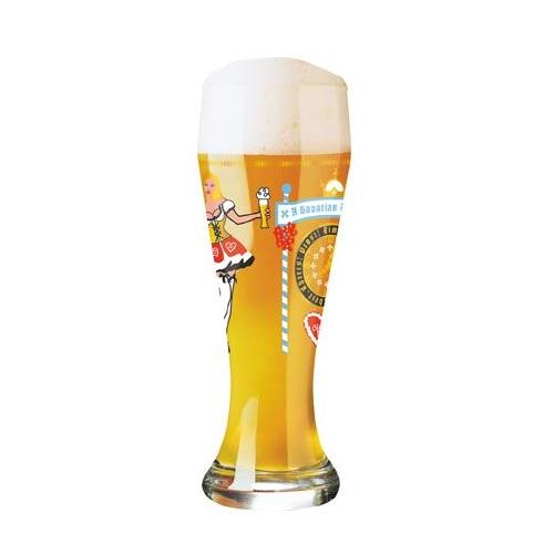Weizen Beer Glass - Debora Jedwab