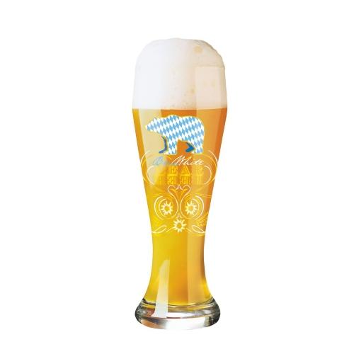 Weizen Beer Glass - Petra Mohr