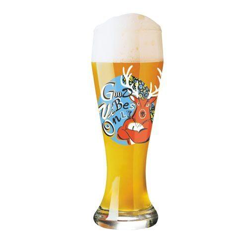 Weizen Beer Glass - Michal Shalev