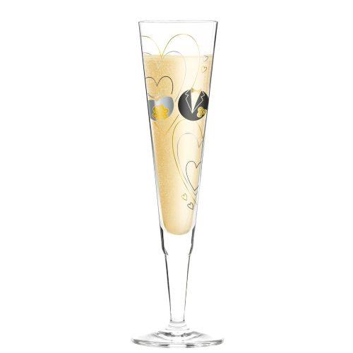 Champagne Glass - Sandra Brandhofer