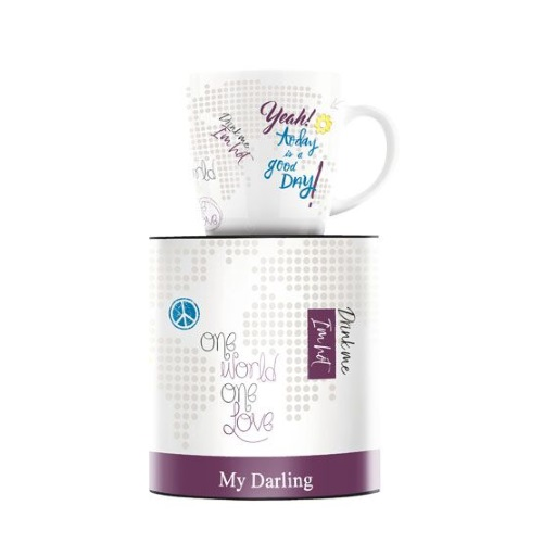 My Darling Coffee Mug - Melanie Wullner