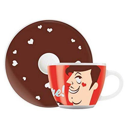 My Little Darling Espresso Cup with Coaster - Sabine Gebhardt
