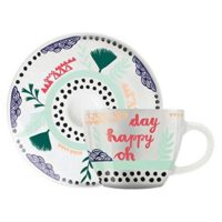 My Little Darling Espresso Cup with Coaster - Constanze Guhr