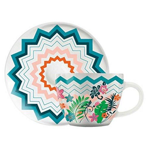 My Little Darling Espresso Cup with Coaster - Helena Ladeiro