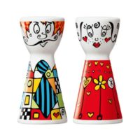Ritzenhoff Salt and Pepper Shaker - Marie Peppercorn