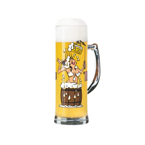 Seidel Beer Glass - Oliver Hartmann