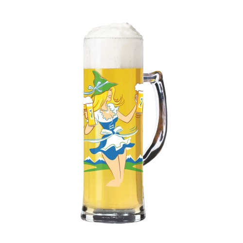 Seidel Beer Glass - Horst Haben