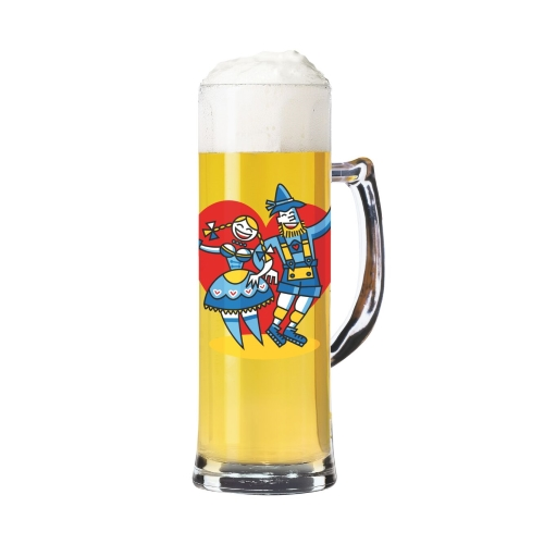 Seidel Beer Glass - Thomas Marutschke