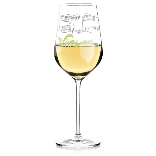 White Wine Glass - Annett Wurm