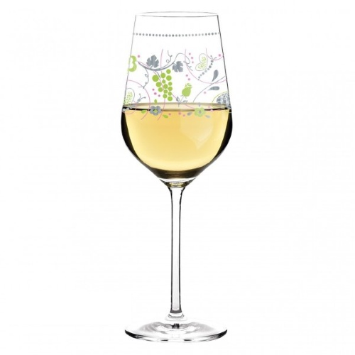 White Wine Glass - Sandra Brandhofer
