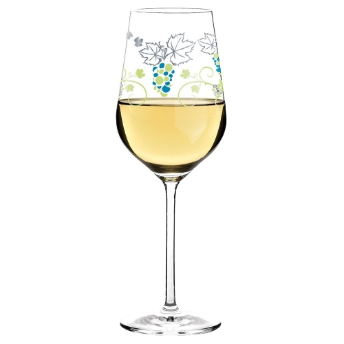 White Wine Glass - Shinobu Ito