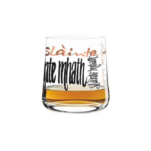 Whisky Glass - Claus Dorsch