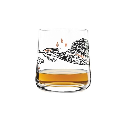 Whisky Glass - Olaf Hajek