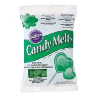 Wilton Int Green Candy Melts 340g