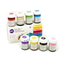 8pc Wilton Icing Colour Set