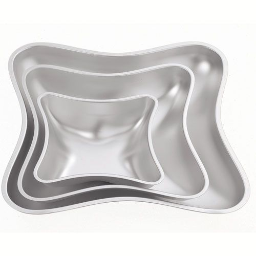 Performance Pans Pillow Pan Set with Heating Core