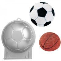 Cake Pan - Soccer Ball