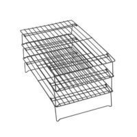Recipe Right Non-Stick 3 Tier Cooling Grid