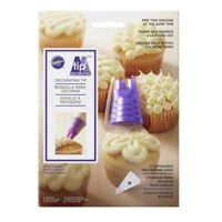 Duo Piping Tip Set - 3 Piece