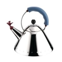Graves Kettle  Blue/Red Suitable For Induction