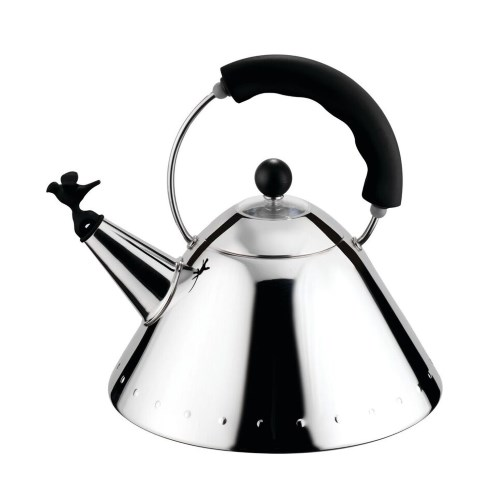 Graves Kettle - Black Suitable For Induction