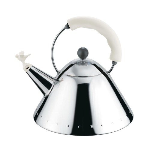 Graves Kettle - White Suitable For Induction