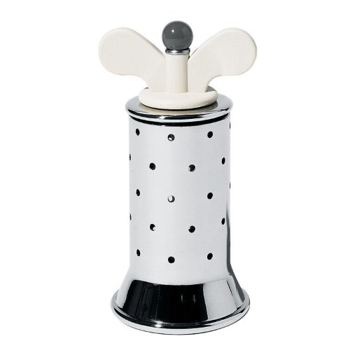 Graves Pepper Mill - White