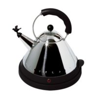 Graves Kettle - Black