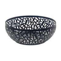 Cactus Fruit Bowl  29cm - Black
