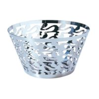 Ethno open work fruit bowl 23cm