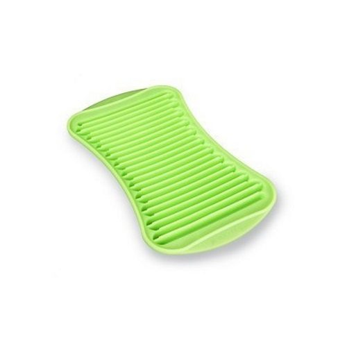 Lekue C'rush Ice cube tray 2 pc green