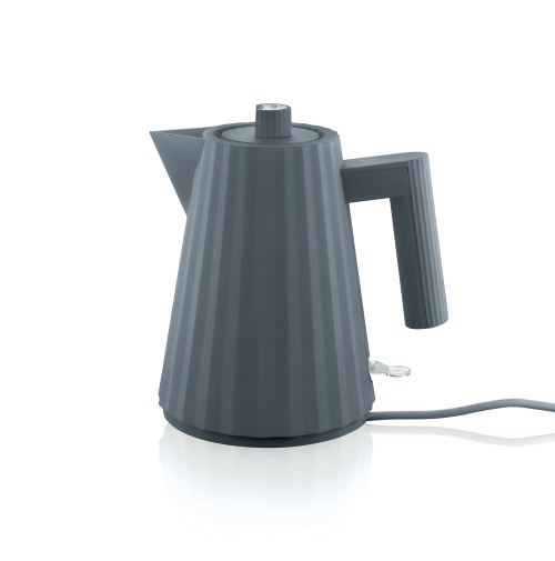 Plissé Electric Kettle 1 LT Grey