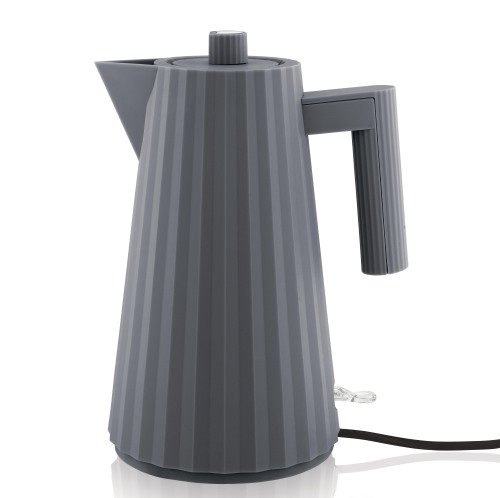 Plissé Electric Kettle 1.7 LT Grey