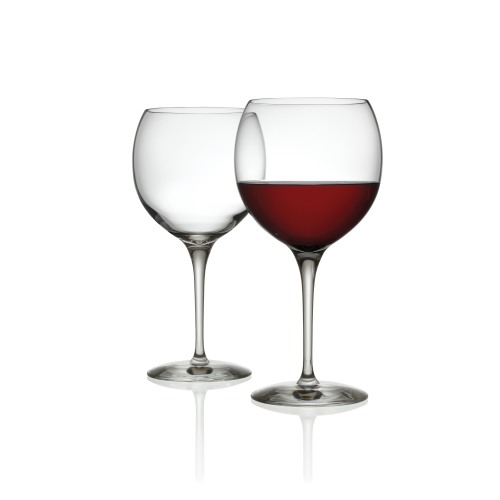 Mami Set Of 2 Red Wine Glasses