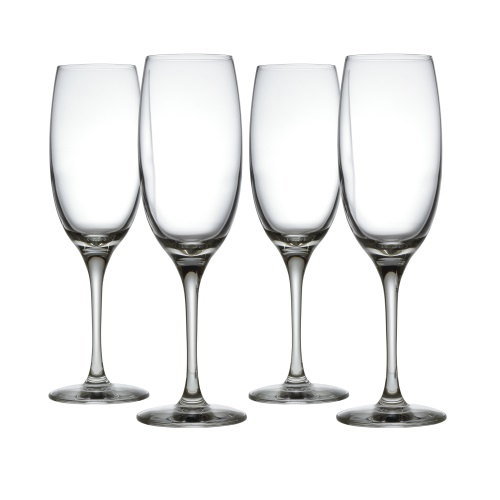 Mami Set Of 4 Champagne Glasses