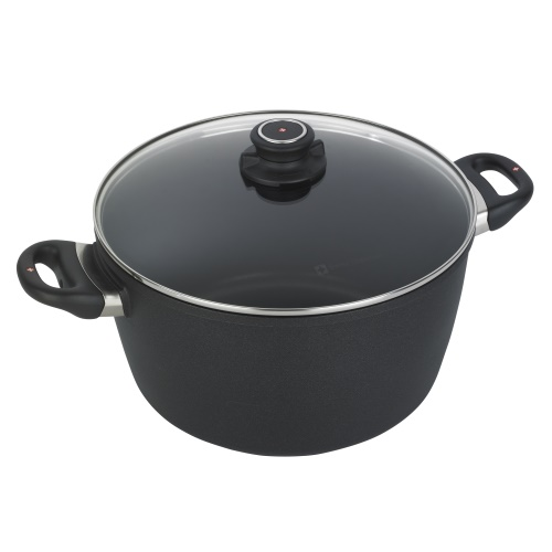 Swiss Diamond XD 28cm  8Lt Stock Pot with Lid